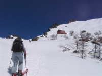 backcountry skiing bariloche